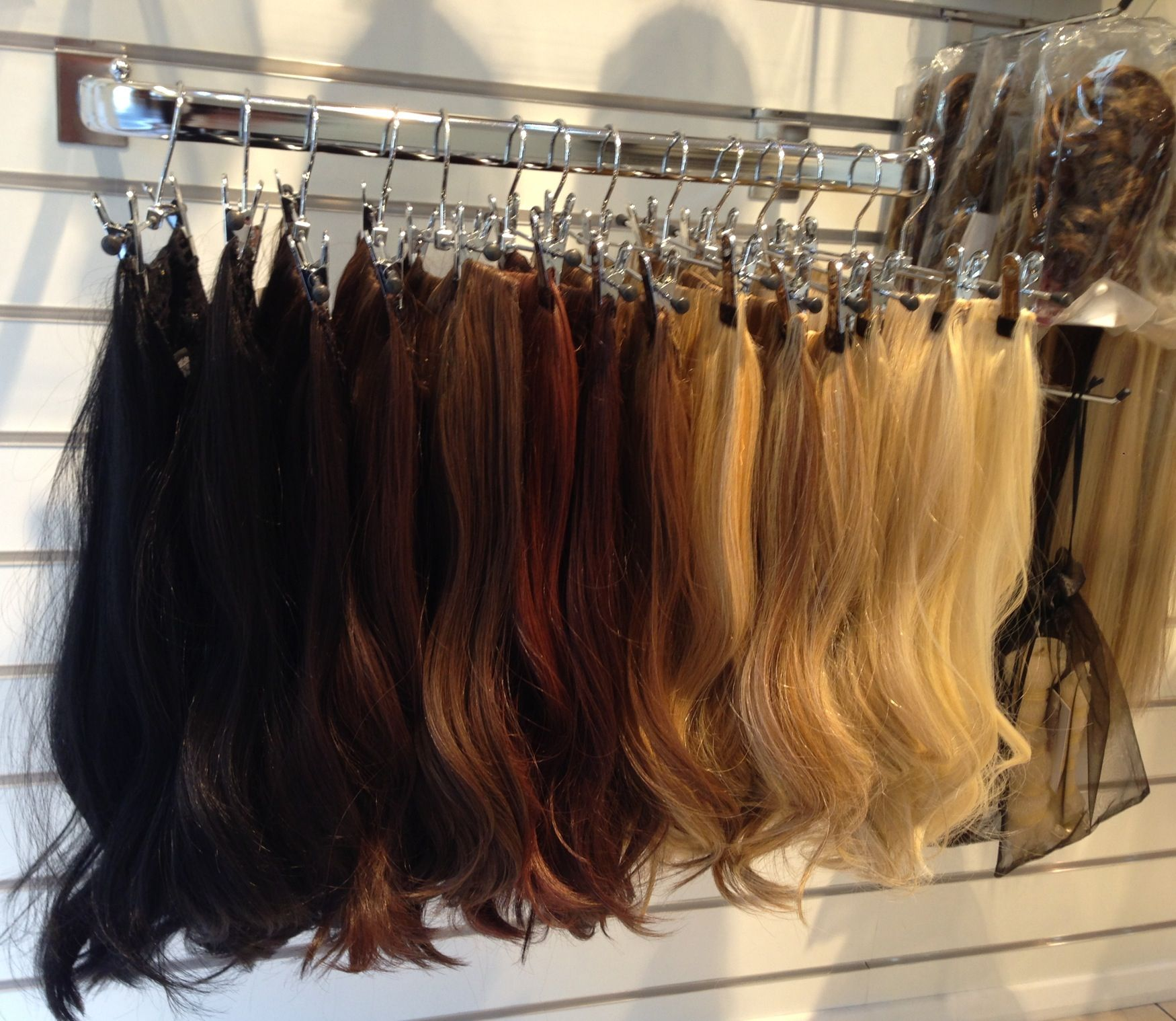Crowncouture Hair Extension Boutique Retail Pinterest Hair