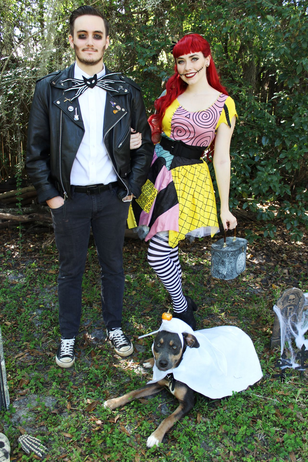 jack sally and zero costumes - Google Search | Jack and Sally ...