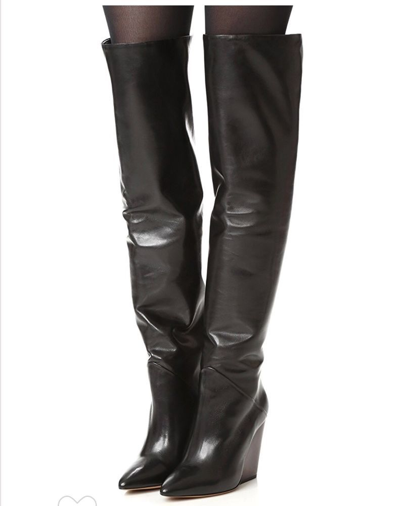 2c0e685885d IRO EVINA HIGH BOOTS #fashion #clothing #shoes #accessories ...