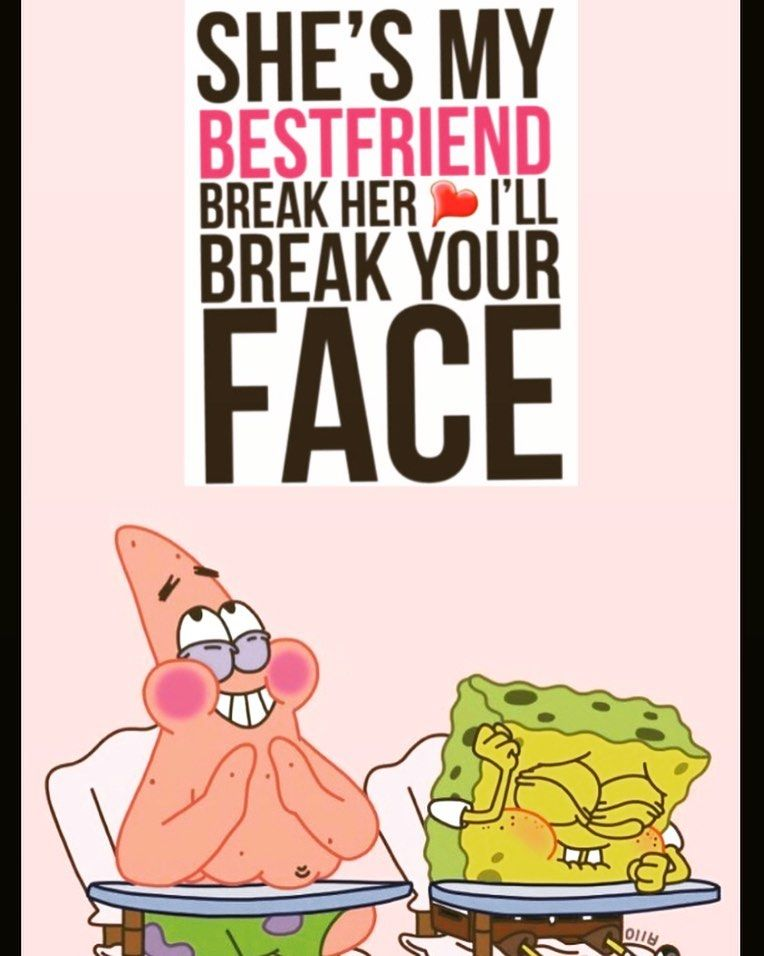 Bff Bffgoals Spongebob Spongebobsquarepants Patrick