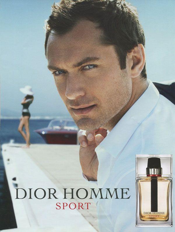 487ec5768644 Parfum Dior Homme SPORT de Dior   Perfume Advertising   Pinterest ...