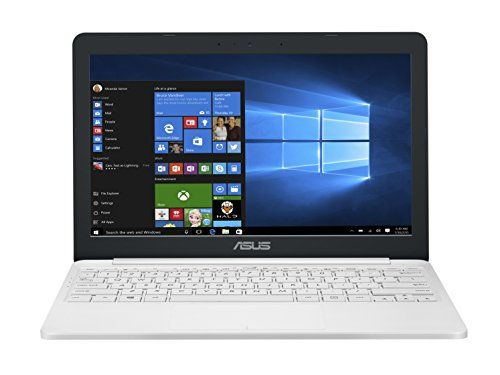 Asus E203na Fd020t 11 6 Inch Laptop Celeron N3350 2gb 32gb Windows 10 Integrated Graphics Pearl White Computers And Accessories Laptops Best News And De Asus Web Storage Laptop
