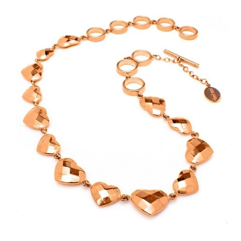 Ladies'Necklace Folli Follie 1N9T146R (22 cm)