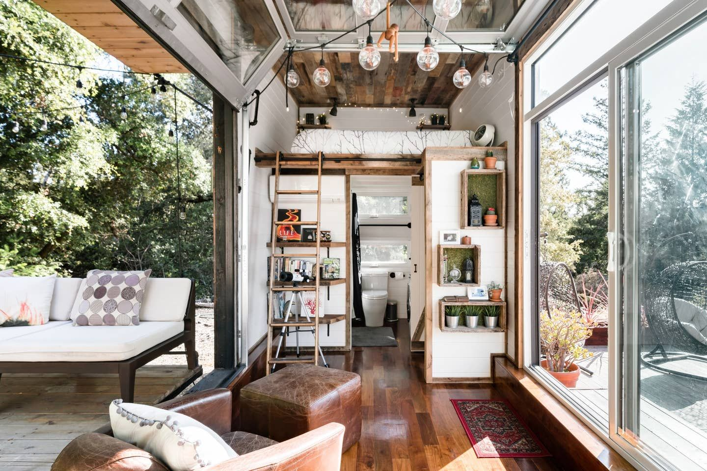 50 Tiny Houses You Can Rent on Airbnb in 2020! Tiny House