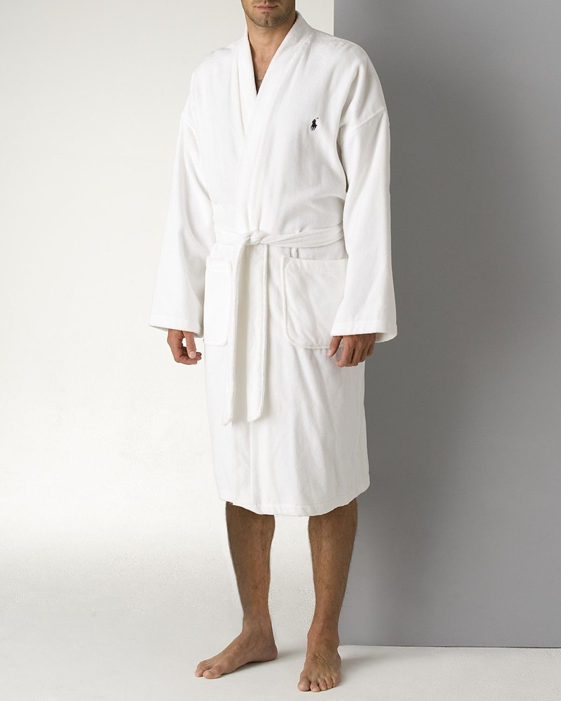 Men's RobePolo Lauren Kimono Guy RobeNice Velour Cotton Ralph TclJuFK13