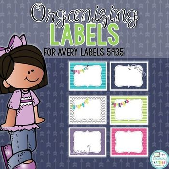 These labels are perfect for labeling your materials to ...