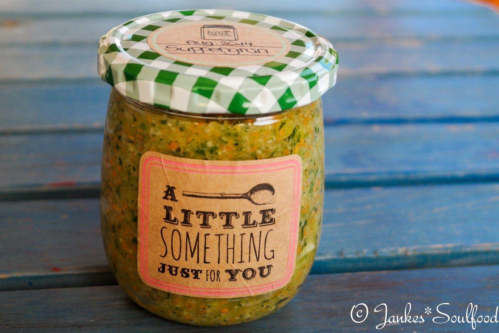 jankes*soulfood : Das Beste aus dem Garten: Suppengrün