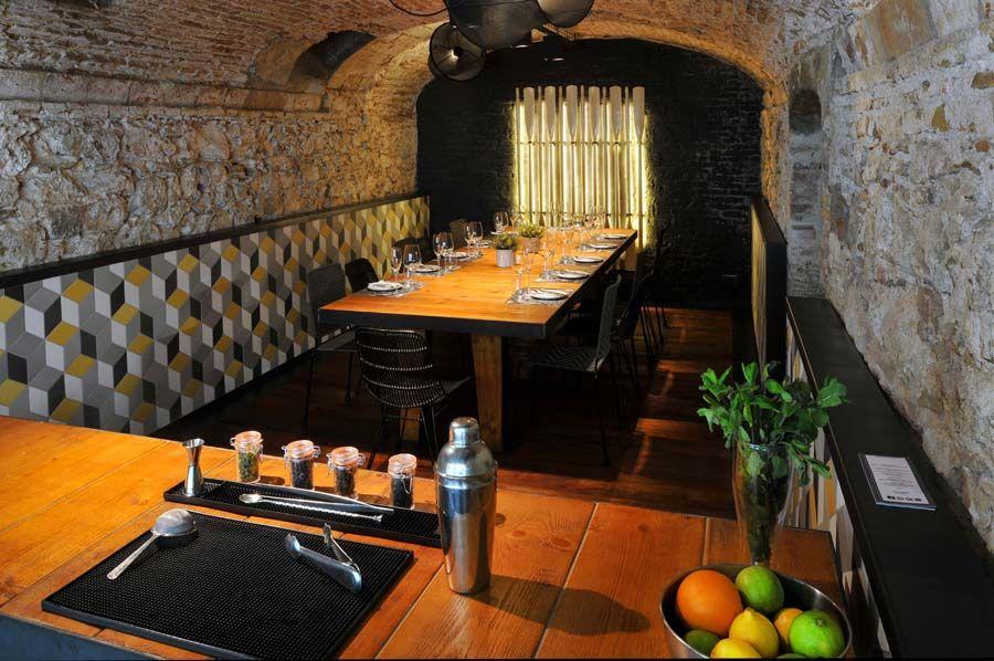 suelos y paredes para rusticos tono bagno barcelona