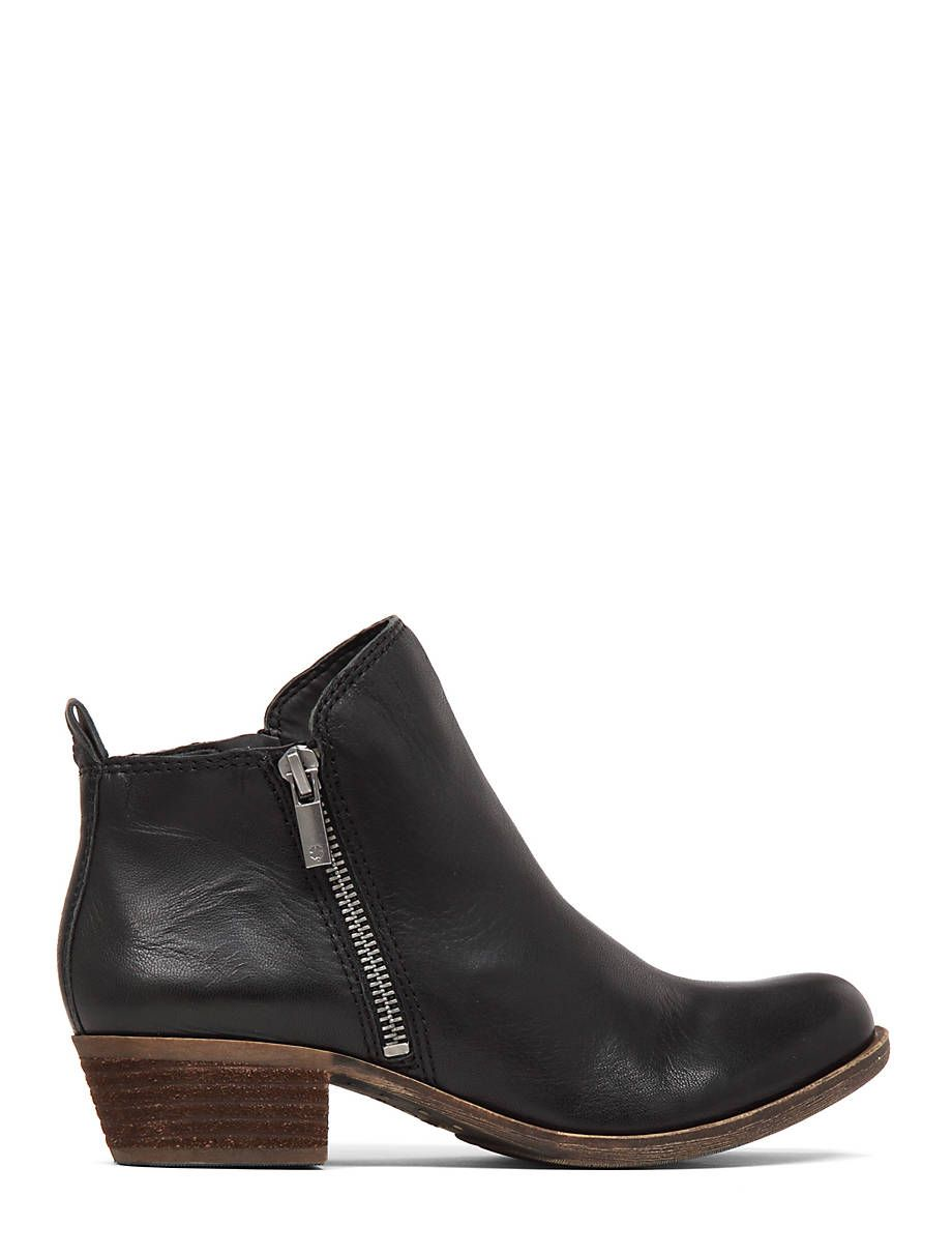 580d454a2 Basel Flat Bootie in 2019 | Shoes | Fashion, Shoe boots, Black flats ...