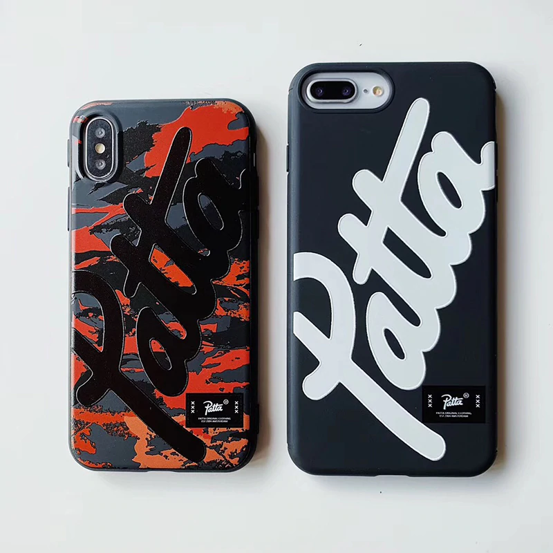 Camouflage Soft Silicone Phone Cover In 2020