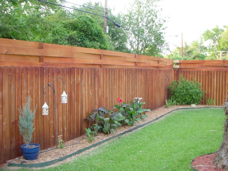 Sichtschutz Zaun Oder Gartenmauer 102 Ideen Fur Gartengestaltung Gartengestaltung Gartenmauer Ideen Sichtsc Garden Fence Natural Fence Fence Landscaping