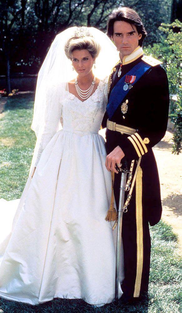 Dynasty Amanda Prince Michael Famous Wedding Dresses Wedding