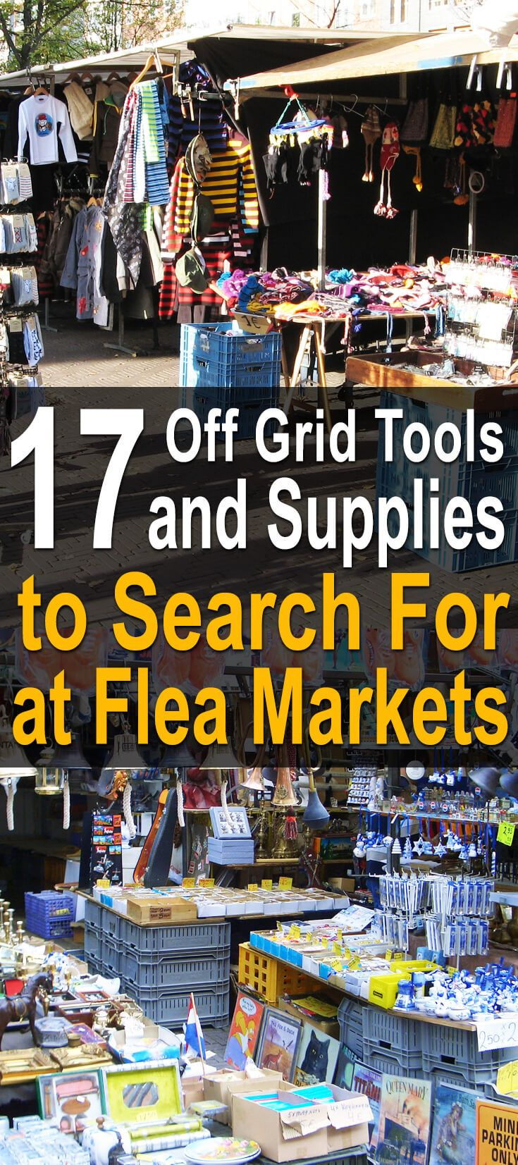 17 Off Grid Tools And Supplies To Search For At Flea Markets | Off The Grid  Living | Pinterest | Homesteads, Household And Survival