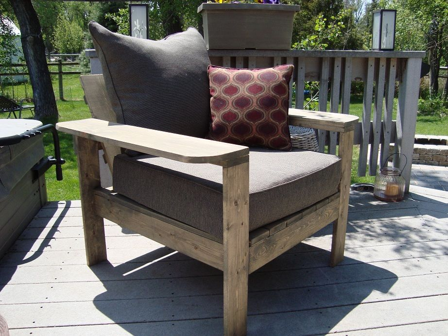 Deck Chair Do It Yourself Home Projects From Ana White