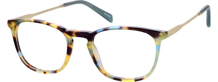Square Glasses78140 | Models, Collection and Woman