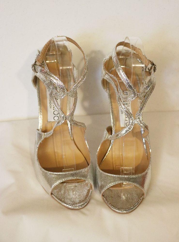 Heelsfashionclothingshoes Champagne Glitter Choo Lance Jimmy mOvNnw08