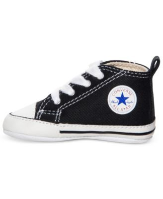 Converse Infant Chuck Taylor First Star Casual Sneakers from