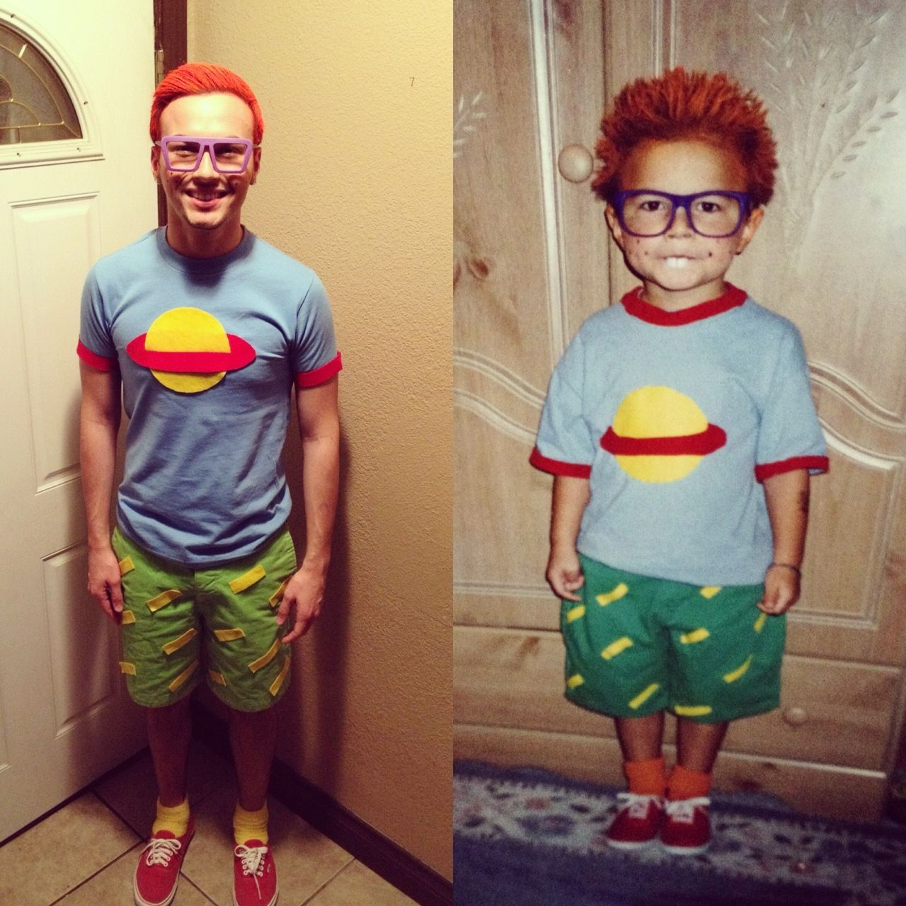 Coolest Homemade Rugrats Group Costume   Rugrats, Costumes and ...