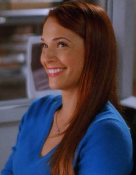 Grace Van Pelt On The Mentalist Cbi Agent Amanda Righetti