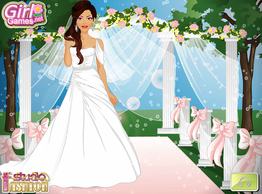Photo Fashion Studio Wedding Dress Design Game Dessin