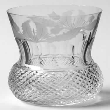 Edinburgh Crystal Thistle - Cut Crystal Stemware Pattern | CRYSTAL ...