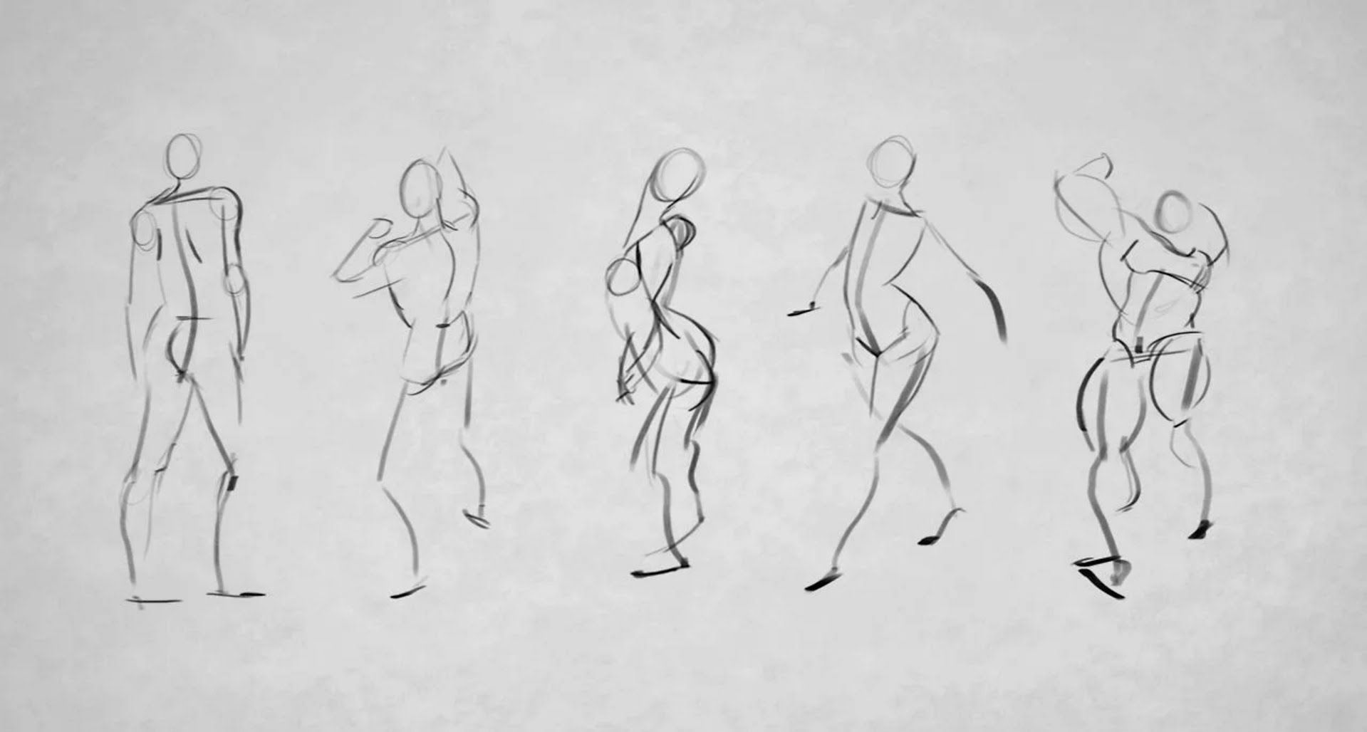 Quick Pose Gesture Sketching YouTube