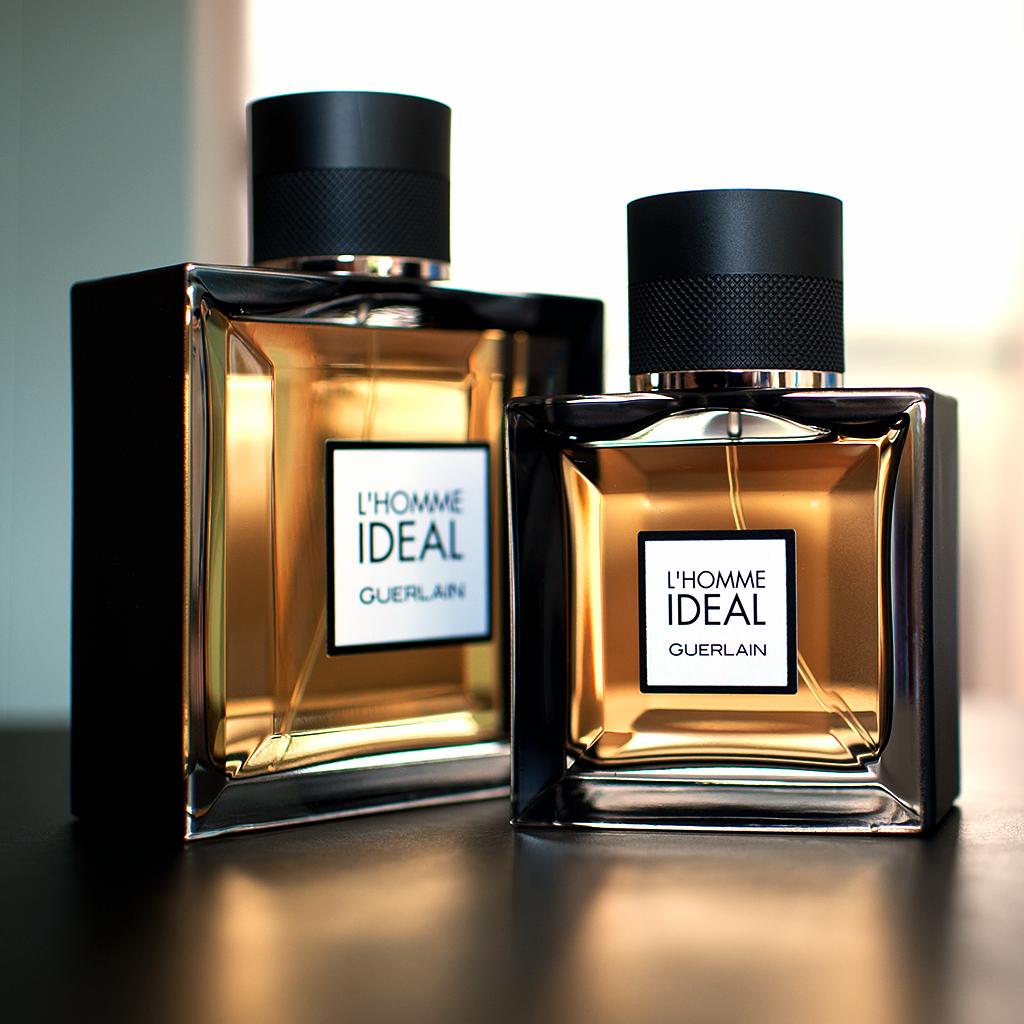 guerlain parfym herr