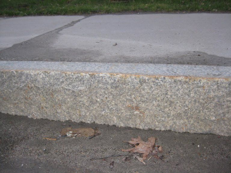 Gutter Curb On Youe Streets 4 9 17 Road Construction Construction Plan Curbing