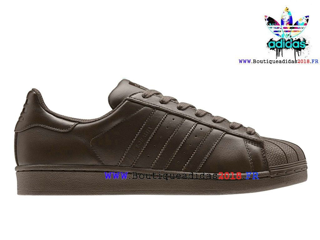 check-out 8a8c7 054f4 Nouveau Adidas x Pharrell Williams Superstar Supercolor Pas ...