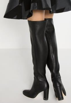 wholesale online official site running shoes MICHAEL Michael Kors - SABRINA - Over-the-knee boots - black ...