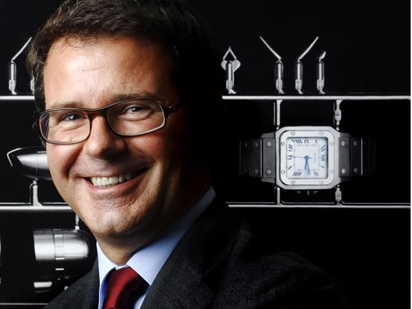 Interview: Of Mission and Values with Pierre Rainero of Cartier