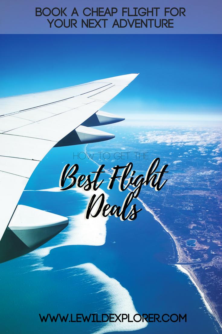 How to Get the Best Flight Deals | How to Book Cheap Flight | Booking Cheap Flight | Strategic ways of booking the best flight deals | #travel #cheapflights
