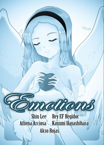 Book cover for Emotions.