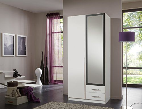 Bnew German Made Wardrobe In 3 And 4 Doors With Mirrors In Walnut White Bedroom Wimex Mirrored Wardrobe Furniture