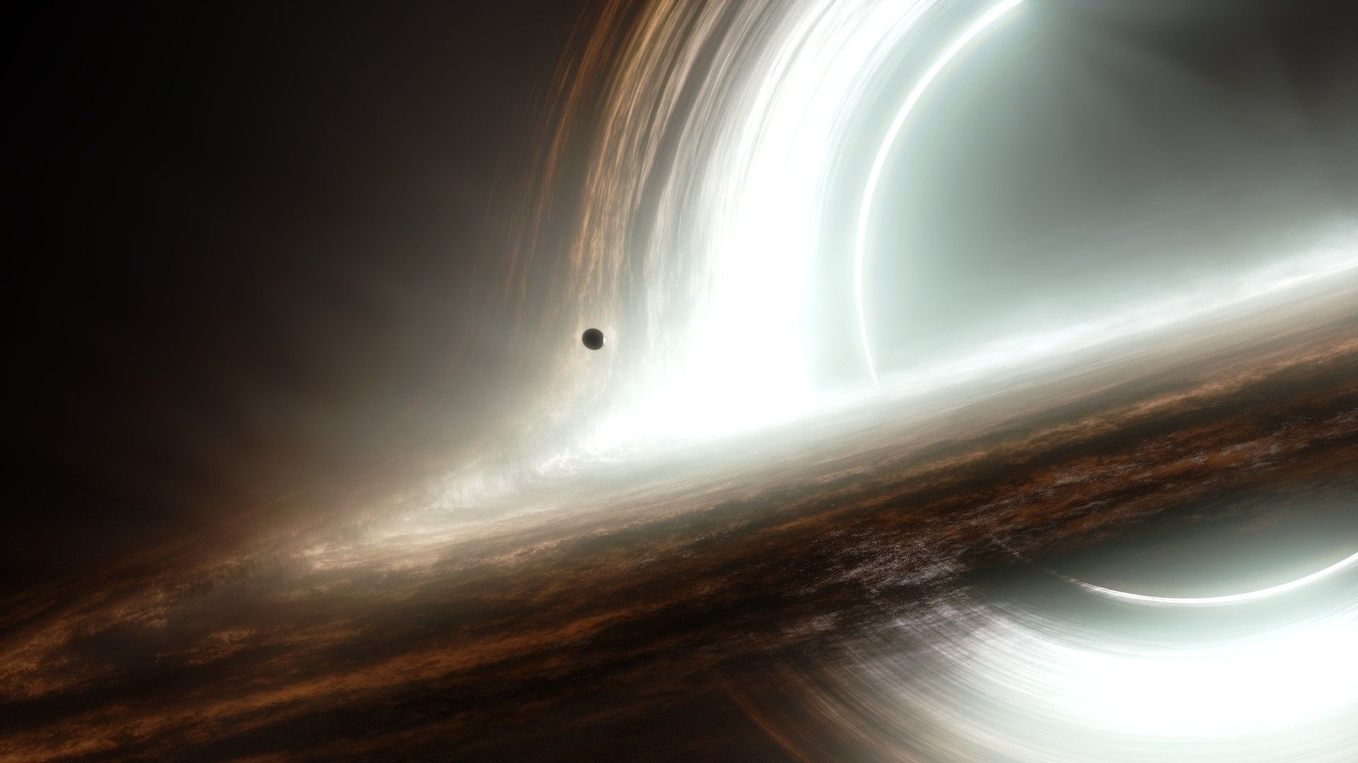 Popular Interstellar Black Hole Wallpaper 1920x1080 Pc In