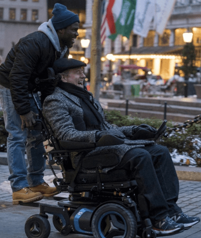 """""""The Upside"""" Trailer, Movie Clips, & Poster"""