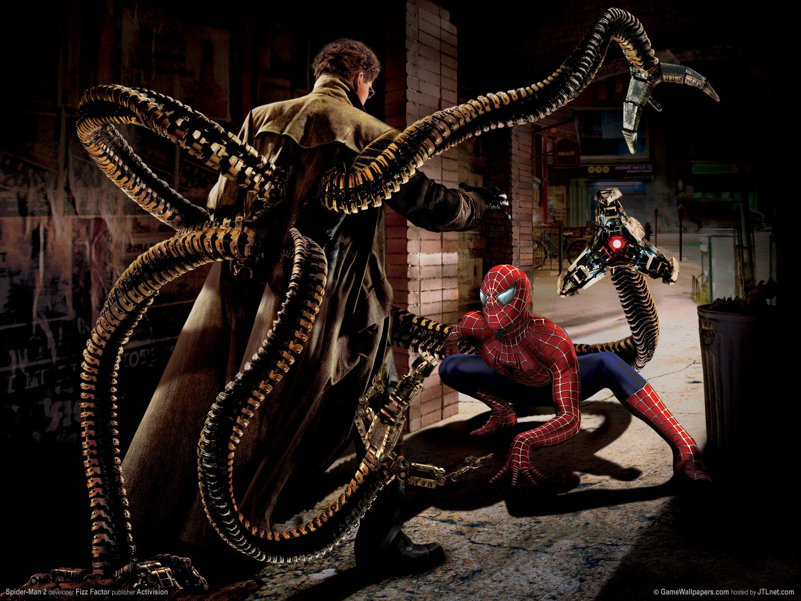 spiderman spider man vs doctor octopus superheros u0026 villans
