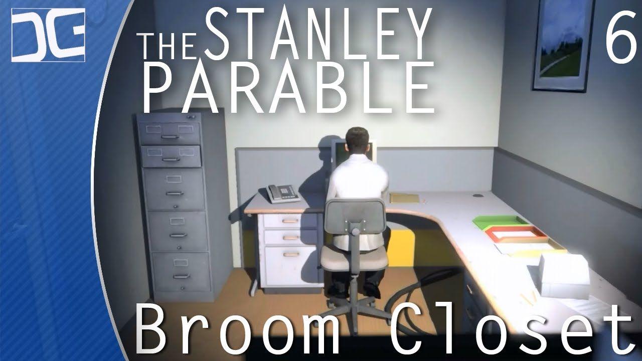 Stanley Parable Broom Closet Ending