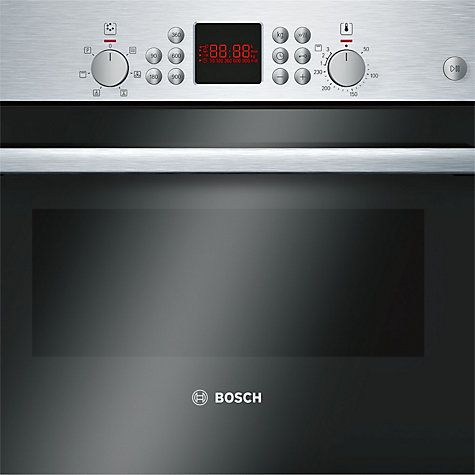 Bosch Serie 6 Hbc84h501b Built In Microwave Oven With Grill