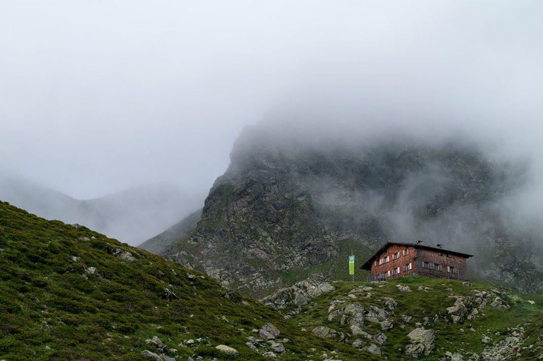 Tiefrastenhütte und Kempspitze Tirol #Italien | Tobias Grimm