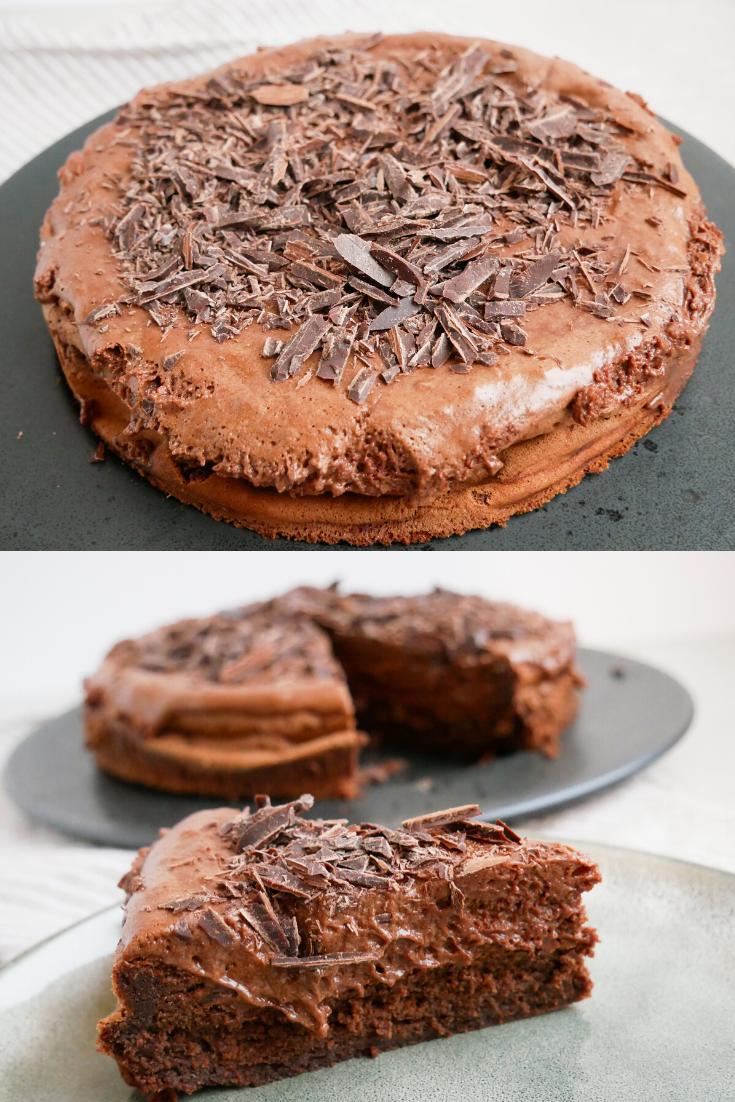 Gateau Marcel Opskrift Pa Fransk Chokoladekage Mummum Dk Opskrift Franske Desserter Dessert Mad