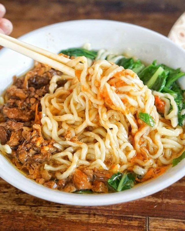Resep Mie Ayam SOLO - Resep Masakan & Kue