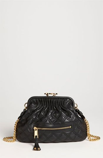 f655133e75c MARC JACOBS 'Little Stam' Leather Crossbody Bag available at #Nordstrom