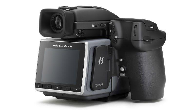 Hasselblad Announces 400-Megapixel H6D-400c Multi-Shot Medium Format Camera https://t.co/AZylT9YETE https://t.co/g23byknCZp