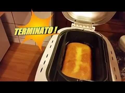 Plumcake Alla Ricotta Con La Macchina Del Pane Silvercrest Lidl