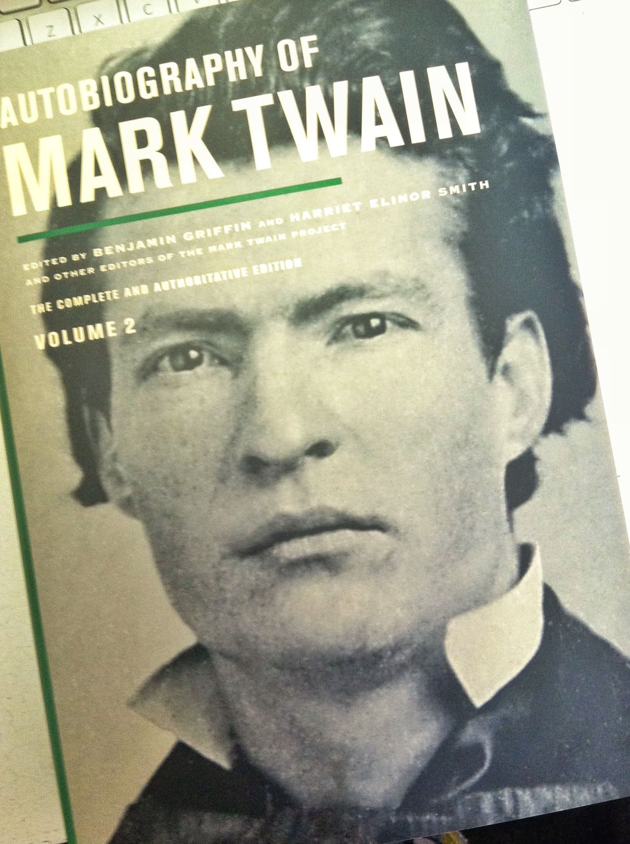 The teen-aged Mark Twain!Samuel Clemens, aka Mark Twain c. 1851, when he was 16 years old.