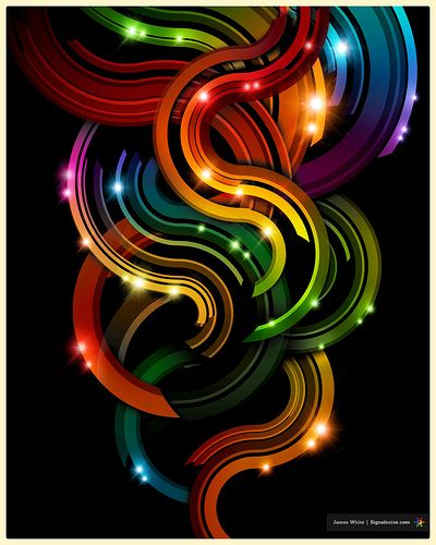 Colorful Iphone Wallpaper: Cover & Poster Design 21th Century
