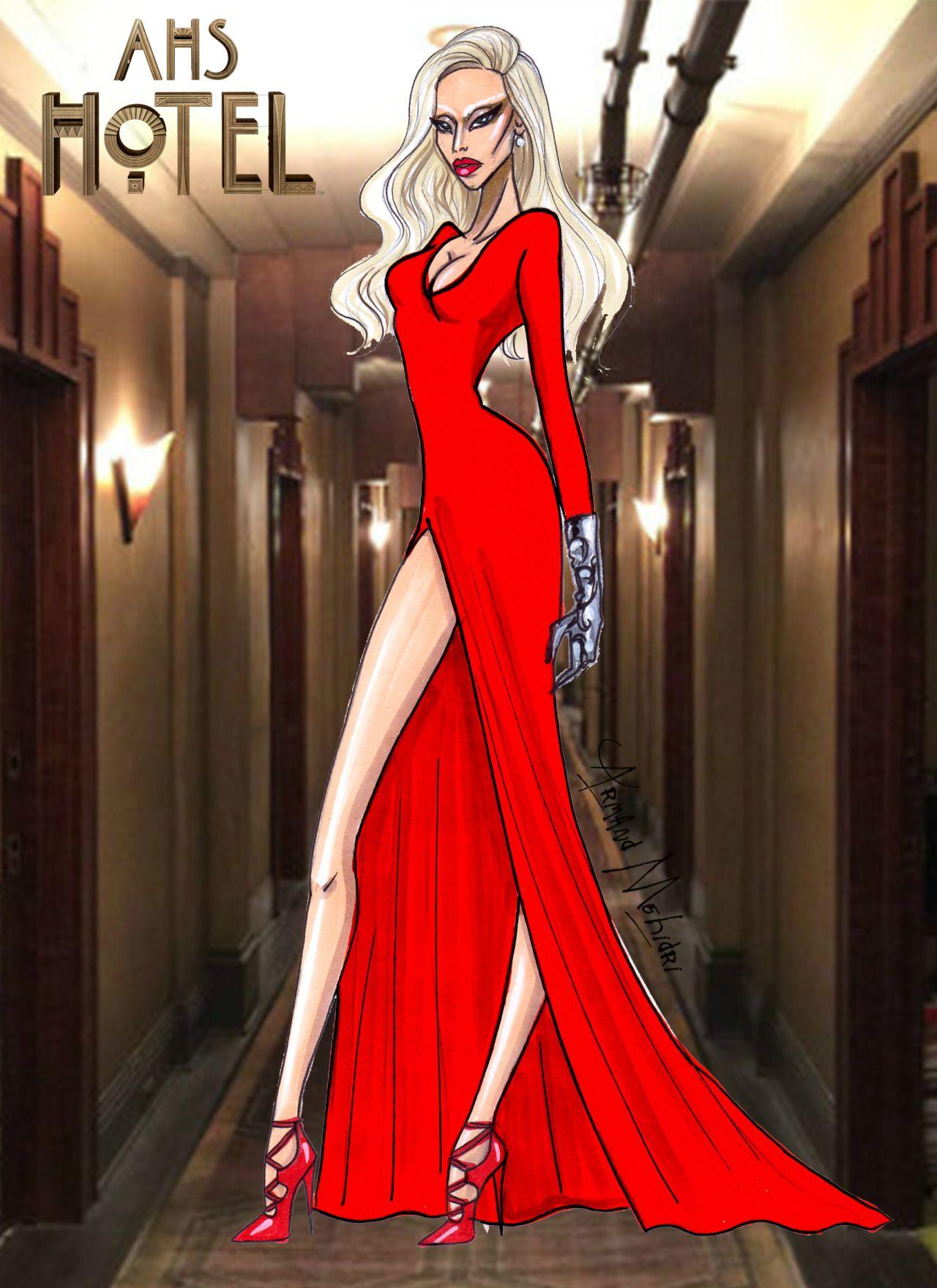 Countess - Ahs Hotel 3 Armand Mehidri