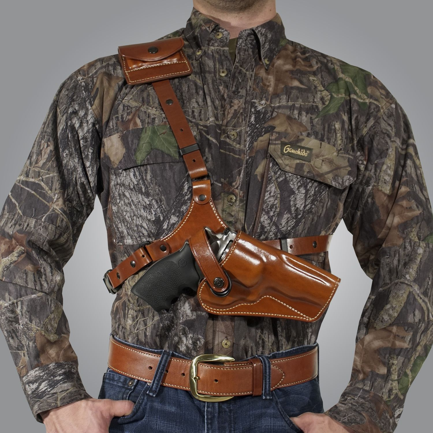 Pin On Galco S Shoulder Holster Systems