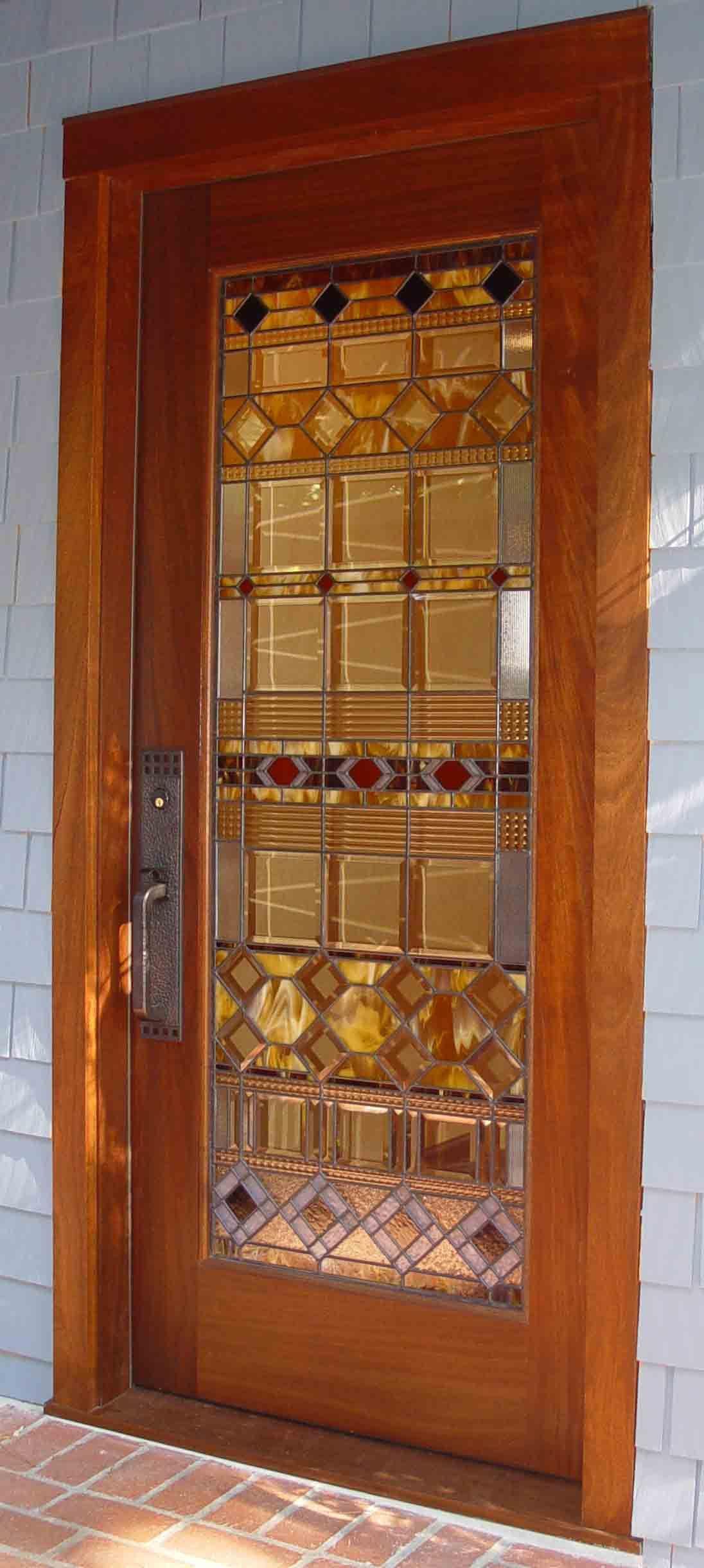 Stained glass door front doors pinterest glass doors doors